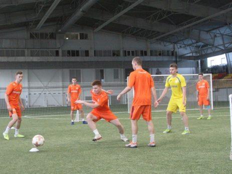 Набирают «Темп». Новая футбольная команда в Барнауле ставит большие цели